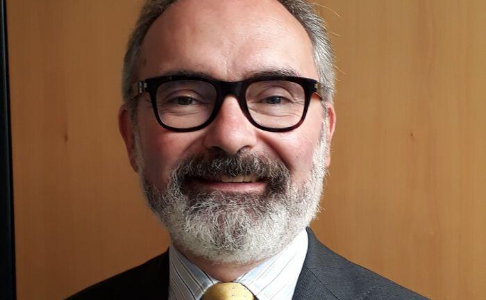 Jean Gazançon ist Chef von Arte Generali.