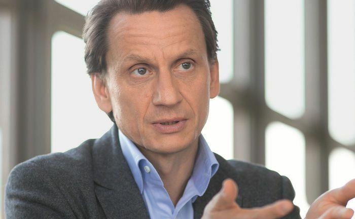 Thomas Richter: Der Hauptgeschäftsführer des deutschen Fondsverbands BVI beklagt die anhaltende Intransparenz in der Vorstandsvergütung. |© BVI