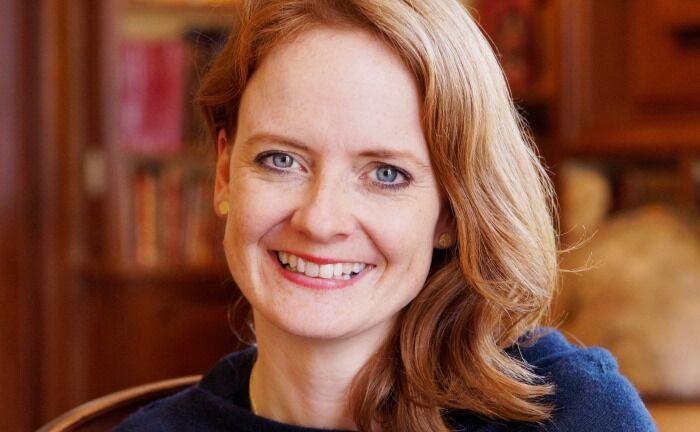 Viola Steinhoff Werner ist Leiterin der neuen Abteilung Next Generation and Families der Credit Suisse