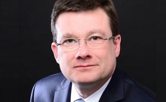 Thorsten Göbel kommt vom Vermögensverwalter GS&P in Düsseldorf.