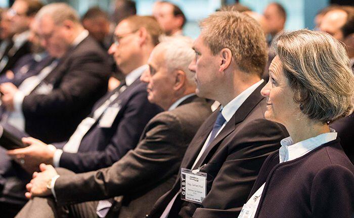 Gäste des private banking kongress in Wien|© Anna Rauchenberger, Arman Rastegar