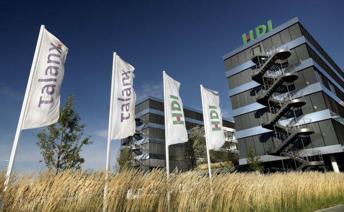 Konzernzentrale der Talanx in Hannover: Der Versicherer hat seine Nachhaltigkeitsstrategie neu gestaltet.|© Talanx