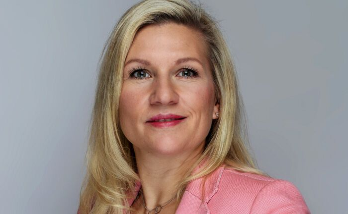 Eva Lawless, Leiterin Benefits Transformation bei Mercer in Deutschland.