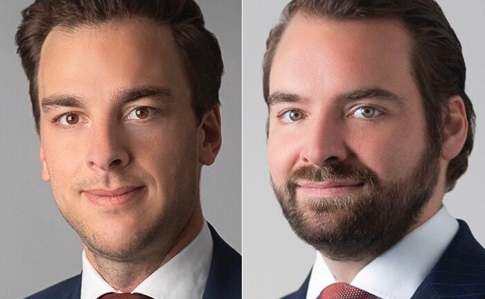 Andreas Fitzner (l.) und Ingo Koczwara sind seit Oktober beziehungsweise November Teil des Fondsmanagement-Teams von Eyb & Wallwitz Vermögensmanagement.|© Eyb & Wallwitz Vermögensmanagement