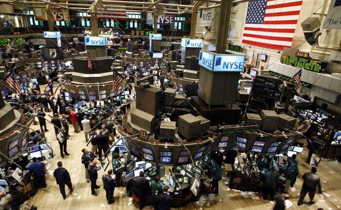 Reges Treiben an der Wall Street: US-Aktien sind wieder vermehrt gefragt in den Anlagevorschlägen für vermögende Kunden hierzulande.