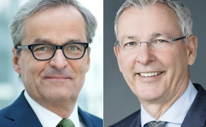 Thomas Rüschen (l.) und Stefan Freytag von der Deutsche Oppenheim Family Office