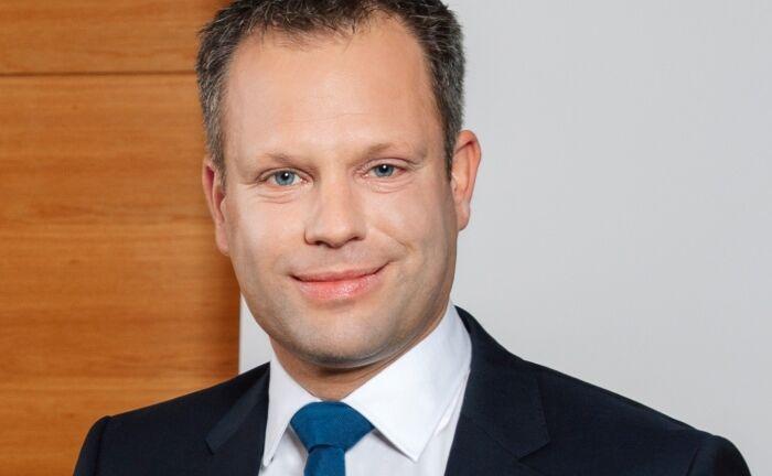 Bildet künftig zusammen mit Heiko Schlag den Vorstand von Julius Bär Deutschland: Thomas Falk