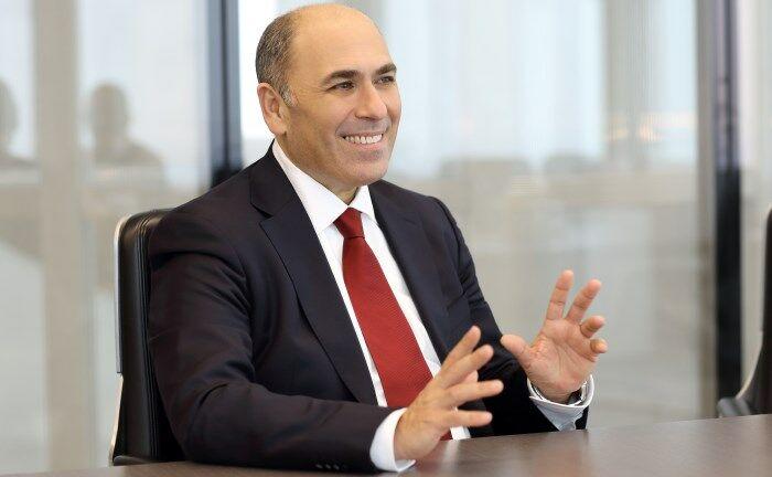 Emanuele Buttà sitzt seit März 2018 im Vorstand der Hypovereinsbank.   |© Hypovereinsbank