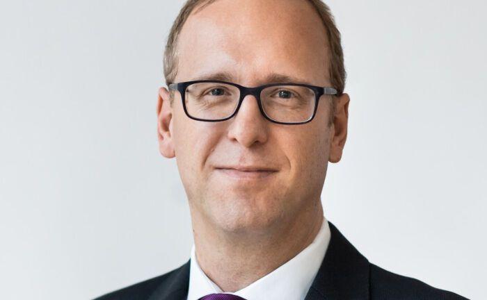 Kommt von der DWS: Die Fondsgesellschaft EB-SIM hat Oliver Pfeil als Investmentchef an Bord geholt.|© Evangelische Bank