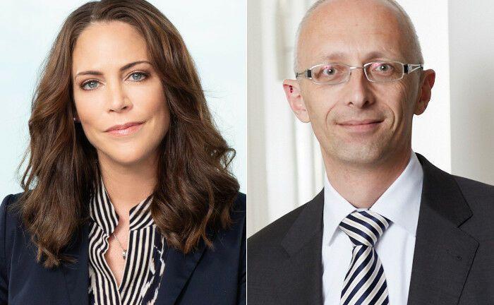 Melanie Kühlborn Ebach und Andreas Heinrich: In ihrem Beitrag erörtern sie die Rolle von ESG-Berichten in Stiftungsfonds. |© LMM, Hansen & Heinrich