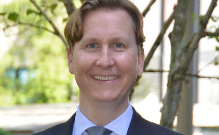 Martin Koneberg ist Spezialist für Alternative Anlagen: Seit November gehört er dem Investorenbeirat des Bundesverbandes Alternative Investments an.|© Bayerische Versorgungskammer