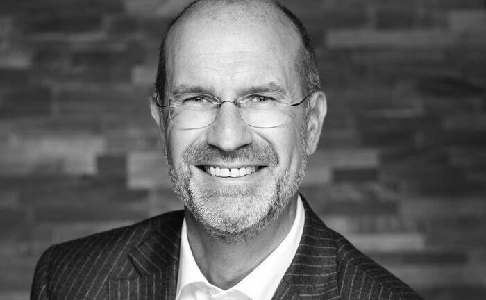 Gerd Bergner arbeitet künftig für die Unternehmerfamilie Arnold. |© privat