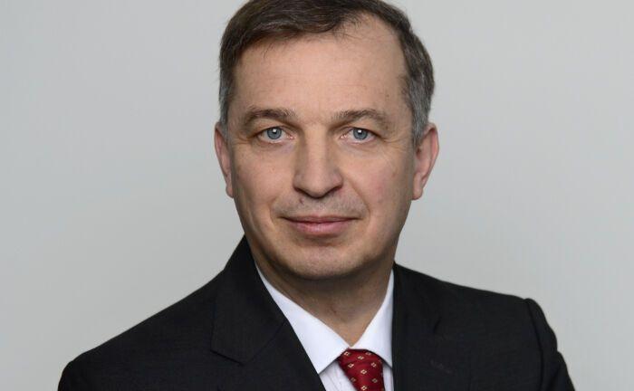 Ulrich Nack ist Vorstandsmitglied beim Immobilienanlagenvermittler Real Exchange, kurz Reax.