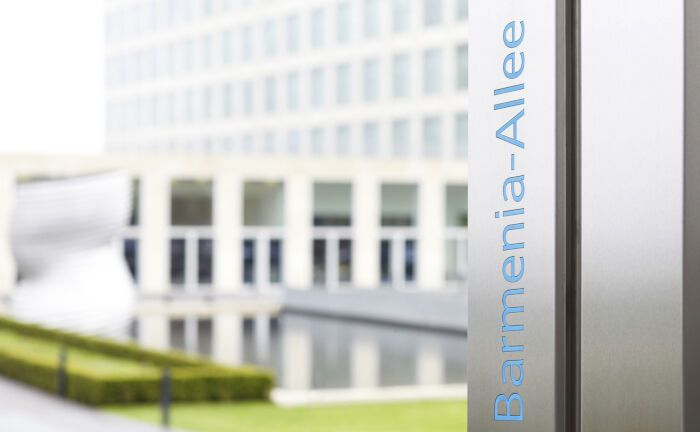 Sitz der Barmenia in Wuppertal: Der Allspartenversicherer investiert mit Hilfe von Golding Capital in Infrastrukturanlagen.