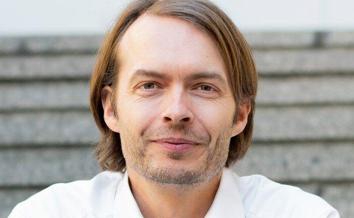 Iven Kurz ist CEO und Gründer von Evergreen