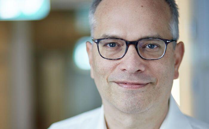 Felix Csajka ist Investmentchef des Schweizer Fintech 3rd-Eyes Analytics.