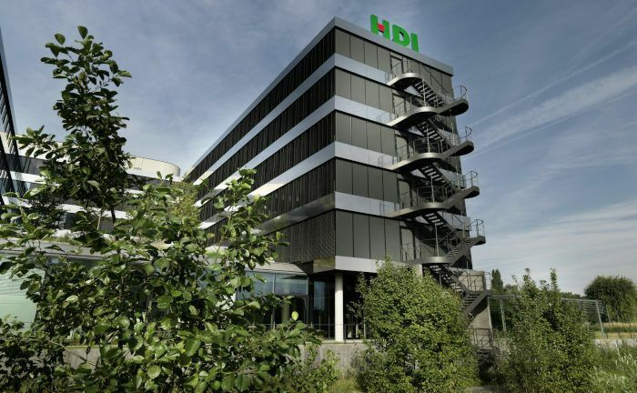 Zentrale der Talanx AG in Hannover: Der Versicherungskonzern kauft einen Solarpark in Spanien.|© Talanx