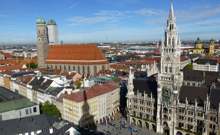 Die Münchner Innenstadt: Anfang 2020 geht in der bayrischen Landeshauptstadt ein neuer Vermögensverwalter an den Start.|© Pixabay
