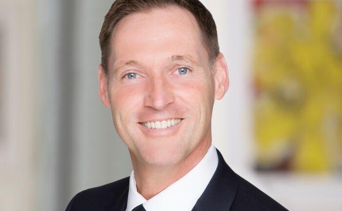 Oliver Lüsch sitzt seit 2015 im Vorstand der Bank.