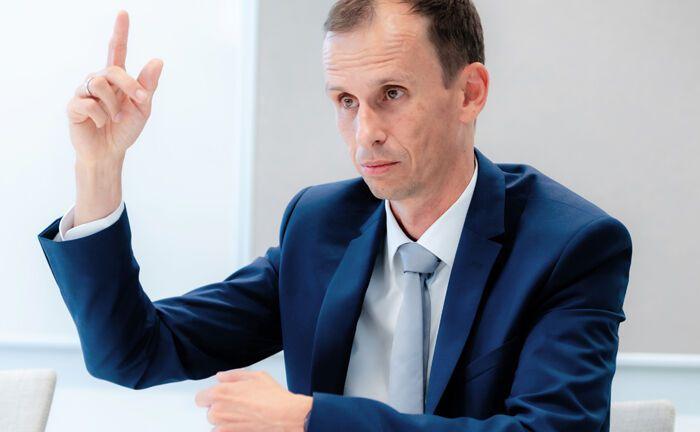 Jörg Schmidt leitet bei Union Investment die Managerauswahl im Multi-Asset-Management.|© Andreas Mann