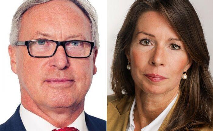 Antje Ostermann und Jörg Keibel haben sich der Wirtschaftskanzlei Schalast angeschlossen.|© Schalast