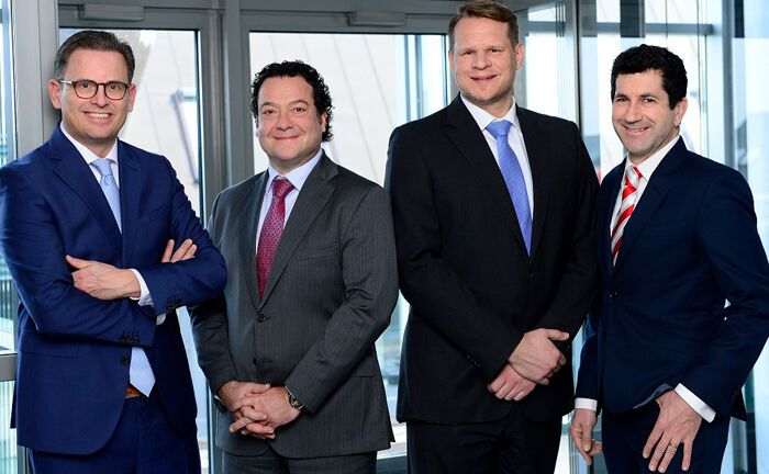 Im Team Capital Management: Warburg-HIH-Invest stellt institutionelle Kundenbetreuer ein