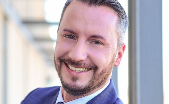 Christian Lutra: Der neue Mann an der Spitze der Niederlassung Nürnberg kommt aus dem Wealth Management der Hypovereinsbank.