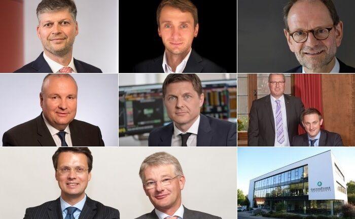 Sie waren 2019 top: Portfoliomanager von Mischfonds unabhängiger Vermögensverwalter.