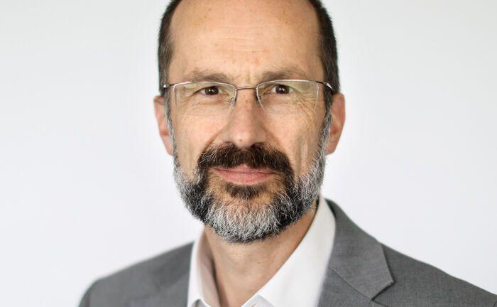 Stephan George seit Jahresbeginn Geschäftsführer Trägerstiftung der Rheinischen Stiftung für Bildung.
