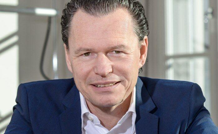 """Stefan Eishold, Vorstand von Arcus Capital:  """"Viele Firmengründer aus der Nachkriegszeit finden weder in der eigenen Familie noch im Management jemanden, der das Unternehmen weiterführen kann."""""""