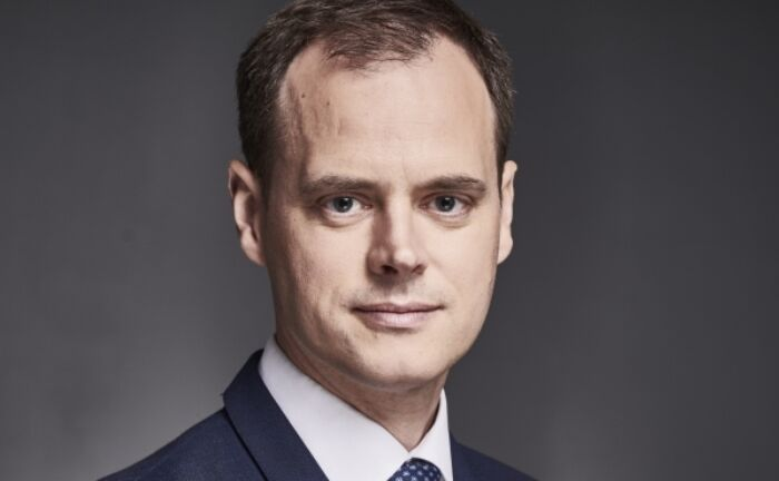 Tim Sievers, Chef und Gründer von Deposit Solutions.