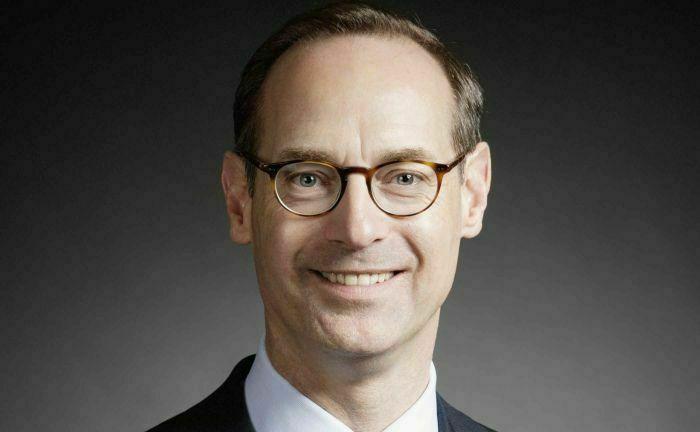 Oliver Bäte ist Vorstandsvorsitzender der Allianz SE: Auf dem Weltwirtschaftsforum rief er Staatsfonds dazu auf, ihre Portfolios klimaneutral zu gestalten.|© Allianz