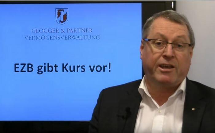 """Andreas Glogger: """"Bei den Prognosen ist ein positiver Trend klar erkennbar""""."""
