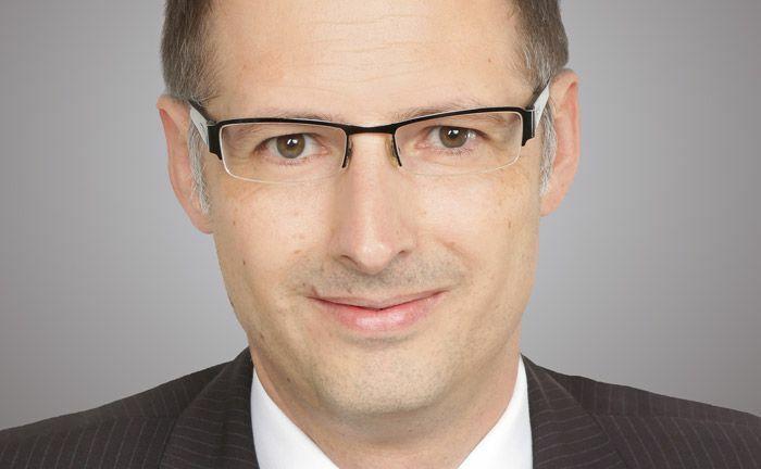Jens Escher von der Sozietät Taylor Wessing.
