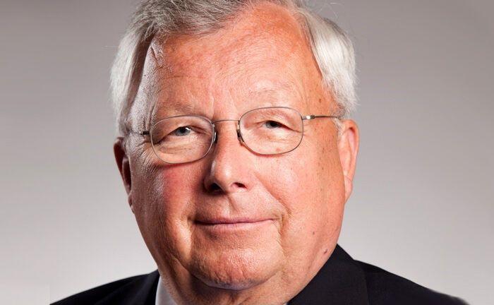 Christian Olearius war nach 28 Jahren an der Spitze der Bank 2014 in den Aufsichtsrat gewechselt.