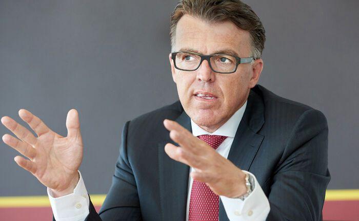 Armin Eiche Deutschlandfchef Pictet