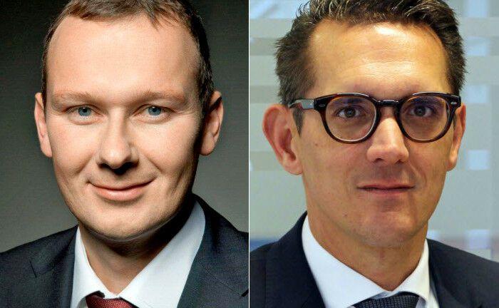 Der auf Unternehmensfinanzierungen und Eigenkapitalbeteiligungen spezialisierte Asset Manager Capza investiert in Köpfe: Anfang Januar kam Oliver Nell (re.) an Bord. Anfang Februar soll  Stefan Arneth folgen.