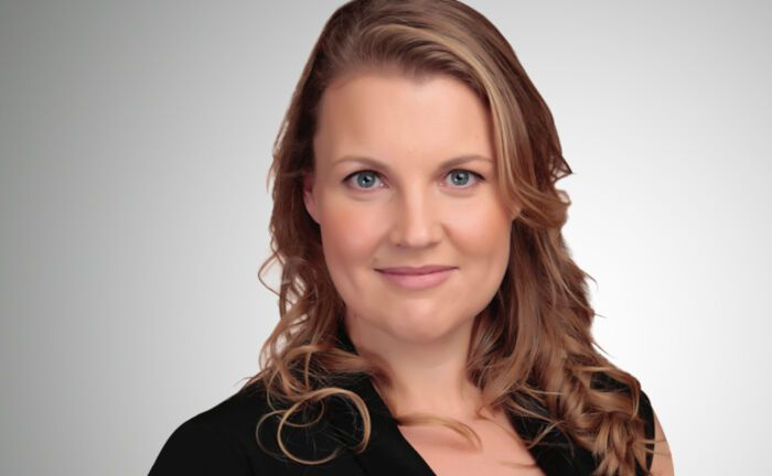 Elizabeth Gillam leitet bei Invesco den Bereich EU Government Relations and Public Policy.