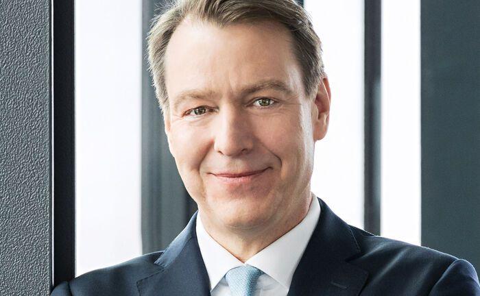 Volker Simmering ist Geschäftsführer der Paribus Kapitalverwaltungsgesellschaft. |© Nils-Hendrik Müller