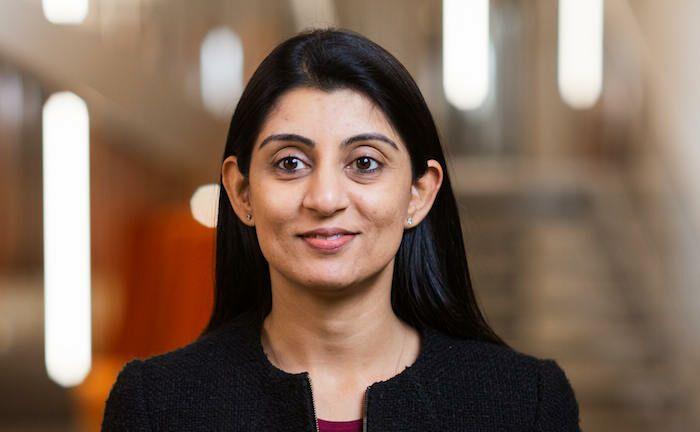 Senior-Portfoliomanagerin Sunita Kara managt den neuen High-Yield-Fonds zusammen mit Chris Higham.|© Aviva Investors