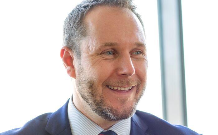 Stephen Paice ist Leiter des European-Equity-Teams bei Baillie Gifford.|© Baillie Gifford