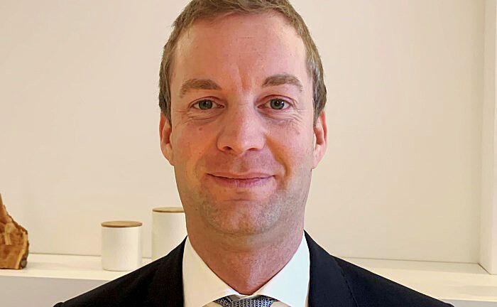 Leopold Zellwecker kommt von der PSM Vermögensverwaltung. |© Steinbeis & Häcker Vermögenverwaltung