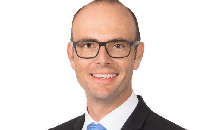 Joachim Krall leitet bei der Volksbank Schwarzwald-Donau-Neckar ein Team aus neun Beratern plus sechs Assistenzen. |© Volksbank Schwarzwald-Donau-Neckar