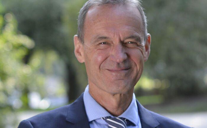 Preisträger: Verka-Vorstandsmitglied Ewald Stephan nahm die Auszeichnung am 6. Februar 2020 im Rahmen der Jahresauftaktveranstaltung der Pensions-Akademie in Frankfurt am Main entgegen.