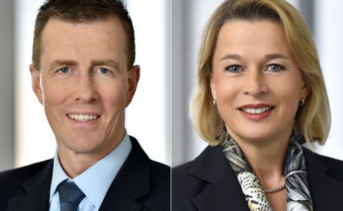 Marc R. Hocks und Angela Müller-Valkyser: Ersterer verlässt das Family Office Tresono, während letztere in den Vorstand aufrückt.