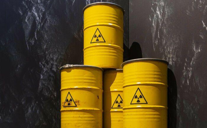 Symbolische Fässer für Atommüll: Der Atomfonds trägt die Kosten für die Entsorgung radioaktiven Abfalls.