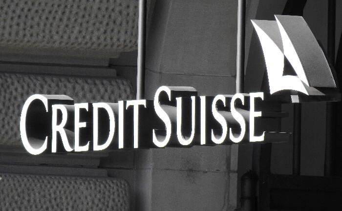 Credit Suisse: Mischa Tschopp leitet ab sofort das Geschäft mit Vermögenden in Deutschland und Österreich.  |© imago images/Geisser