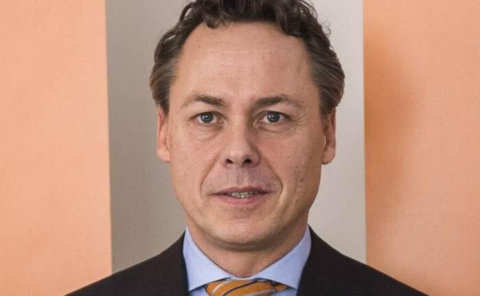 Ralph Hamers: Nach einer kurzen Übergangszeit übernimmt der Niederländer den UBS-Chefposten von Sergio Ermotti.