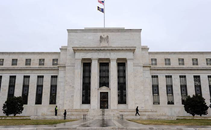 Hauptsitz der US-Notenbank Federal Reserve in Washington D.C.: Das Coronavirus könnte gravierende Folgen für die Weltwirtschaft haben, ist die Fed überzeugt.