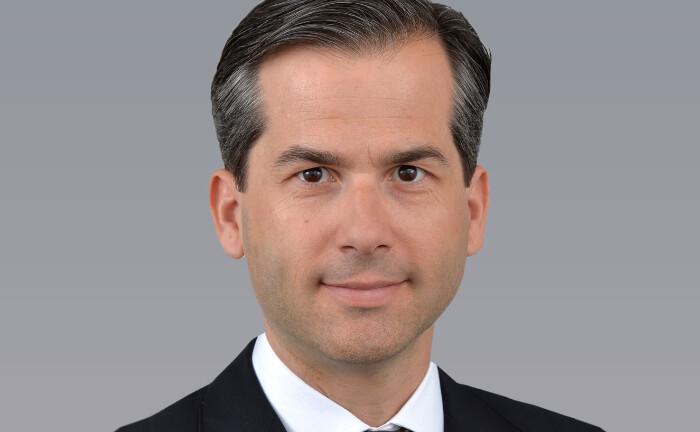 Filippo Rima ist Aktienchef bei Credit Suisse Asset Management.